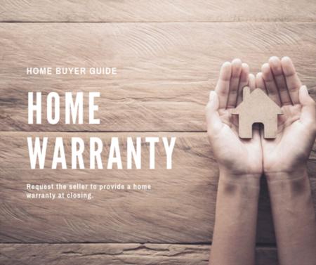 HOME BUYER TIP: Home Warranty