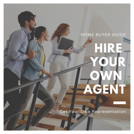 HOME BUYER TIP: Hire your own agent