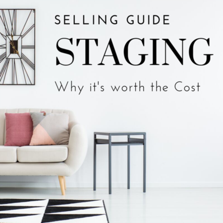 HOME SELLER TIP: Staging. Why it's worth the cost?