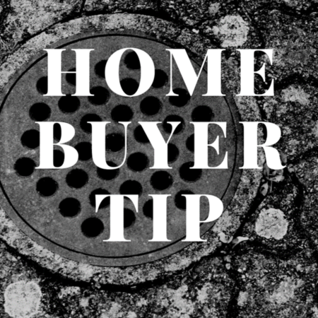 HOME BUYER TIP: Don't leave out the messy stuff