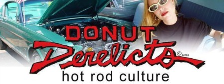 Donut Derelicts - Hot Rod Culture in Huntington Beach, CA