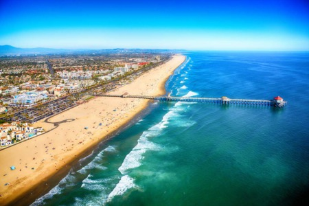 Huntington Beaches