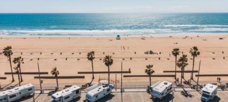 Huntington Beach Camping