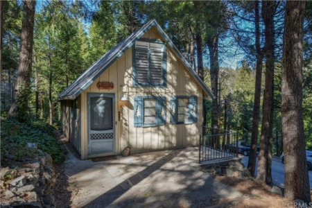 Just Listed! Charming Cottage in the Woods
