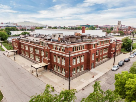 From Old Schools to Cool Condos | Adaptive reuse in Detroit
