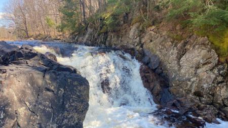 Gleasman Falls - Hike