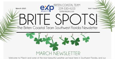 Brite Spots Newsletter March 2021
