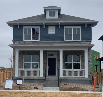 Brand New Home - available now! 21582 E 60th Avenue, Aurora (Painted Prairie)