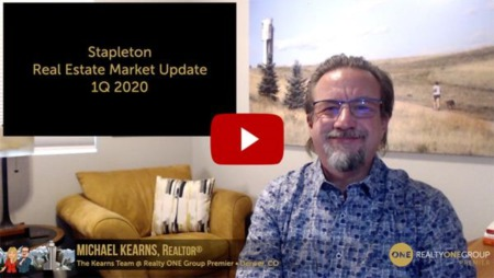 Stapleton Real Estate Update 1Q 2020 [VIDEO]