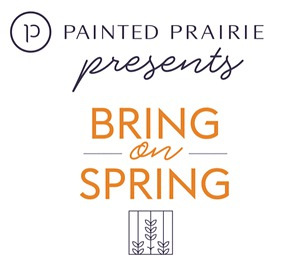 Painted Prairie Bring on Spring Event
