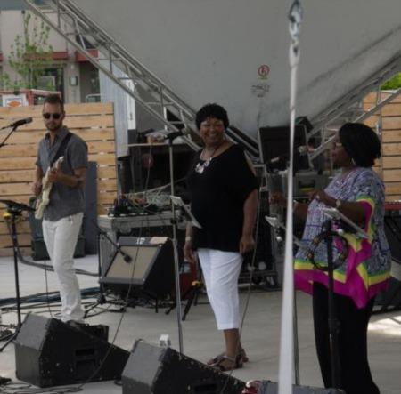 Hazel Miller Band headlines first MoJaBlu Concert of 2021