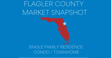 Flagler County Market Snapshot - Aug 2021