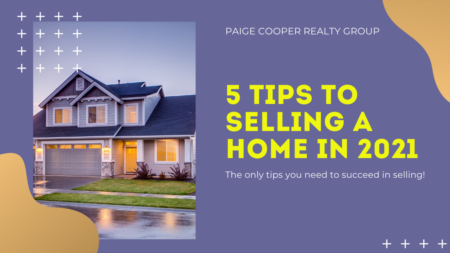 5 Tips for Selling a Home in 2021