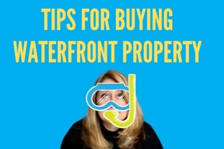 Tips for Buying Waterfront Property