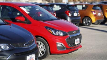 Record 7 million Americans are 3 months behind on car payments, a red flag for the economy