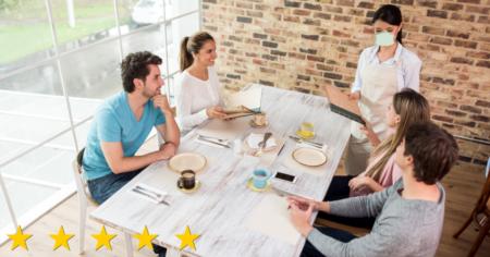 5 Star Certified Restaurants in Summit County