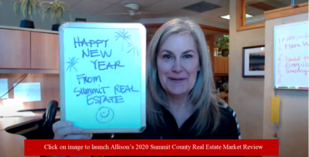 2020 Market Review from Allison ??