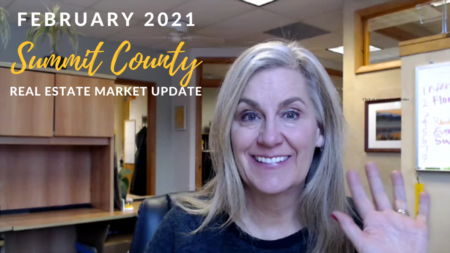 February 2021 Summit County, CO Real Estate Market Update