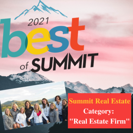 Tuesday Coffee- Thrilled to Be Nominated for Best of Summit County!