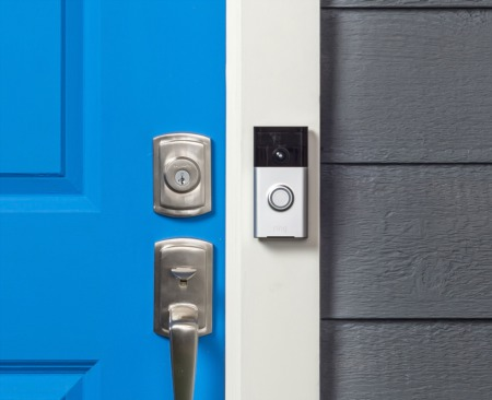 Forget Facial Recognition, This Doorbell Can Take Your Guests' Temperature
