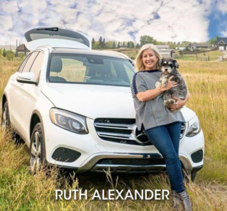 Ruth Alexander named TOP CANADIAN AGENT