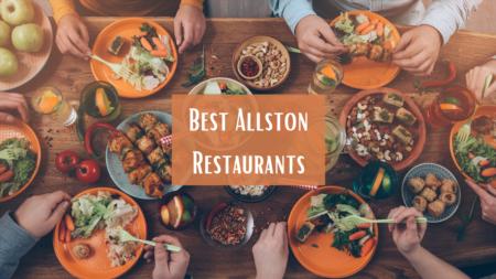 5 Best Restaurants in Allston, Massachusetts