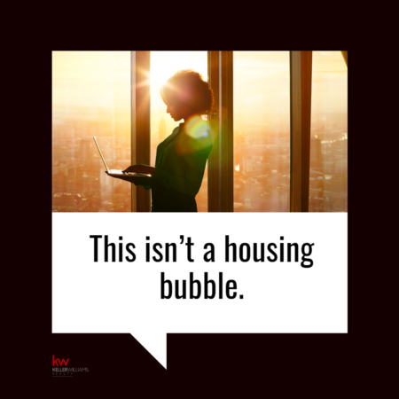 This Isn't a Housing Bubble.