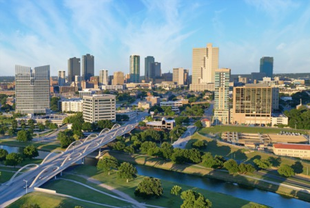 Fort Worth is Now the 12th Largest City in the U.S.
