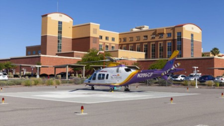 Las Vegas Hospitals & Healthcare Review