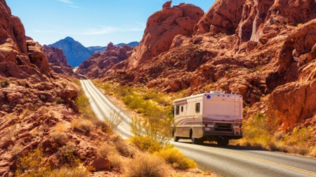 8 of The Best RV Road Trips in The U.S.