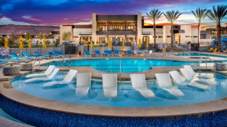 Two Age-Qualified Neighborhoods in Summerlin® Offer Multiple Options