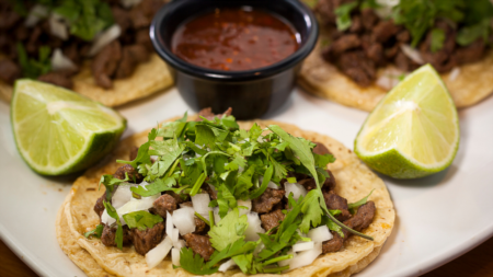 Top 5 Taco Shops in San Diego