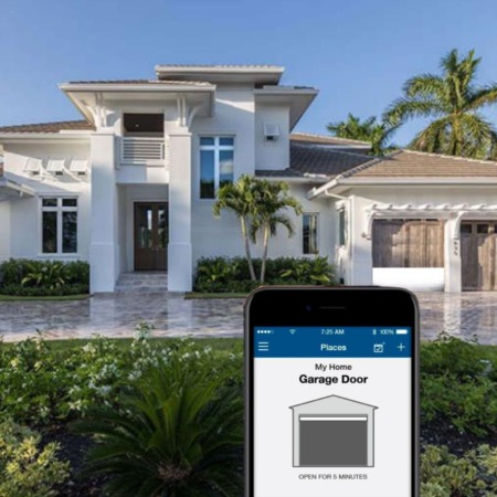 Smart Garages for Smart Homeowners