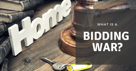 What Is A Bidding War?