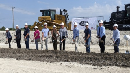 Kval latest tech company to break ground in Hutto's Innovation Business Park