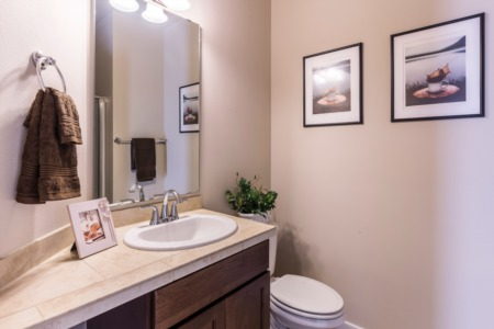 The Power of Powder Rooms: Should You Create a Half-Bathroom if Your Home Doesn't Have One?
