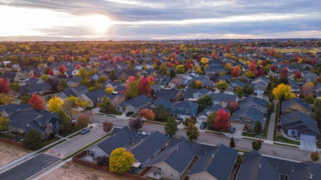 Supply of homes for sale fell by almost 30 percent year on year, the largest amount on record