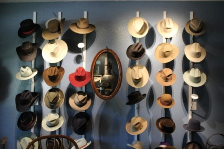 Hutto hat shop owner creates custom pieces inspired by classic films