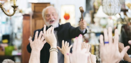 Buyers May Benefit From an Auction Mindset