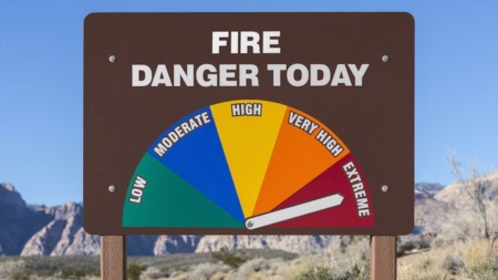 It's Wildfire Season: Here's How To Practice Fire Mitigation and Protect Your Home (and Neighborhood)
