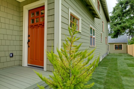 Find the Perfect Paint Color for Your Front Door