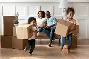 National Home Sales Increase