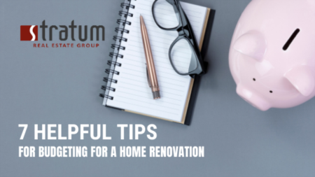 7 Helpful Tips For Budgeting For A Home Renovation