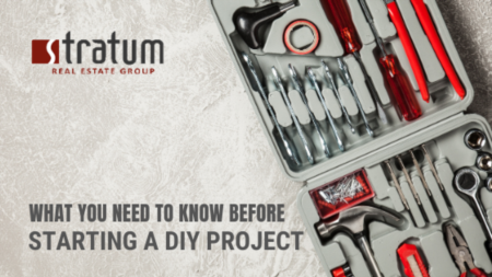What You Need To Know Before Starting A DIY Project