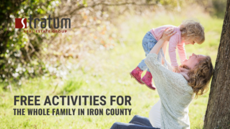 Free Activities For The Whole Family In Iron County