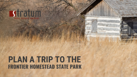 Plan A Trip To The Frontier Homestead State Park