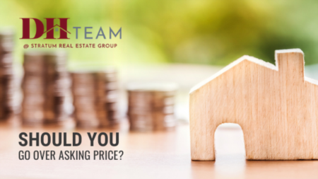Should You Go Over Asking Price?