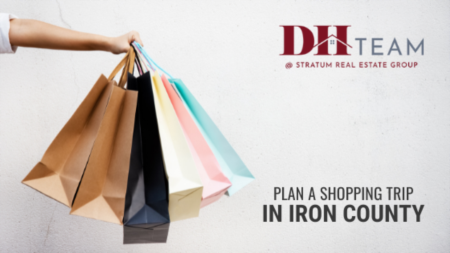 Plan A Shopping Trip In Iron County