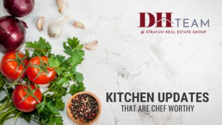 Kitchen Updates That Are Chef Worthy