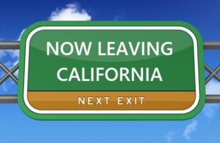 Leaving California for Broader Horizons